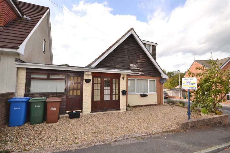 2 Bedrooms Detached Bungalow for sale in Birchin Lane, Whittle Le Woods, Chorley
