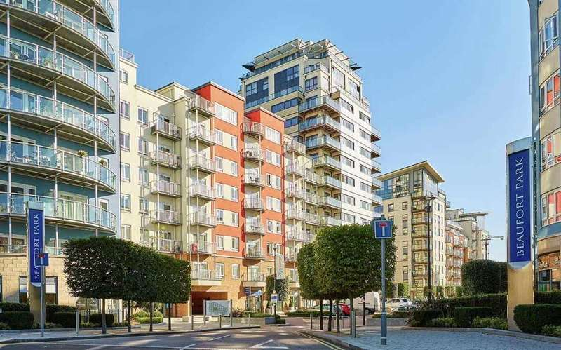 2 Bedrooms Apartment Flat for sale in Constantine House, Boulevard Drive, Colindale