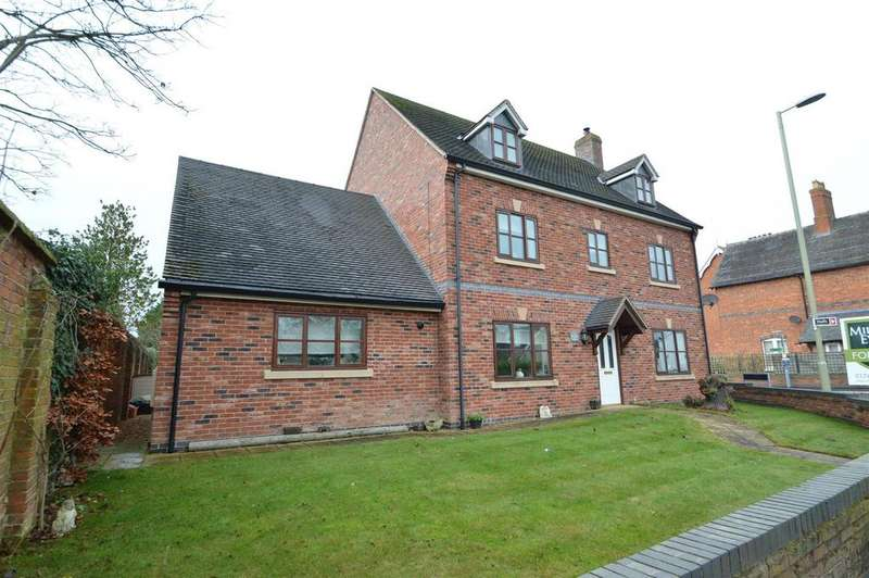 5 Bedrooms Detached House for sale in 1 Prescott Court, Baschurch SY4 2BF