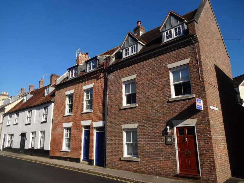 3 Bedrooms End Of Terrace House for sale in Whitecliff Mill Street, Blandford Forum DT11