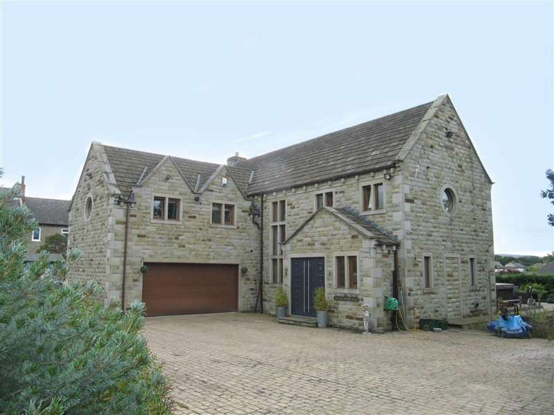 5 Bedrooms Detached House for sale in Stoney Ford Lane, Kirkheaton, Huddersfield, HD5