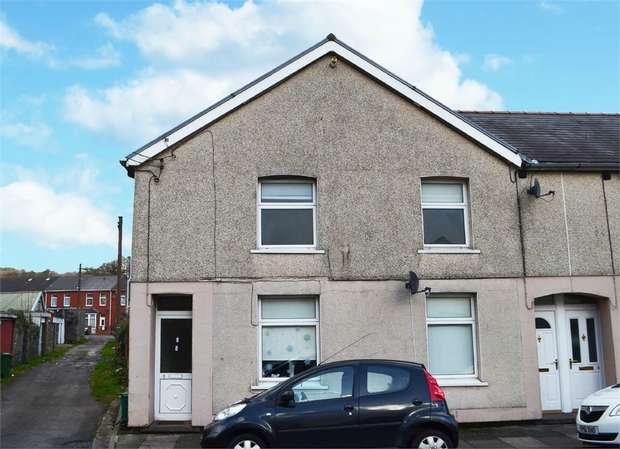 2 Bedrooms Flat for sale in Wenallt Road, Aberdare, Mid Glamorgan