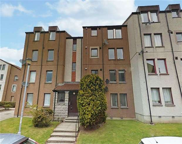2 Bedrooms Flat for sale in Headland Court, Aberdeen