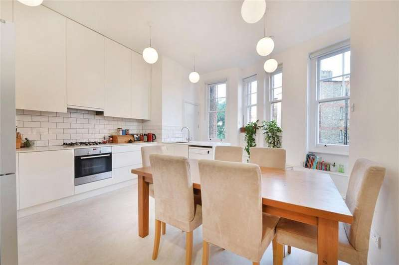 4 Bedrooms Flat for sale in Brookfield Mansions, Highgate West Hill, Highgate, London