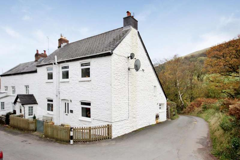 3 Bedrooms Equestrian Facility Character Property for sale in Libanus, Brecon, Powys