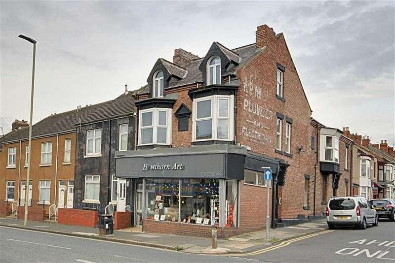 3 Bedrooms Maisonette Flat for sale in Westoe Road, South Shields, Tyne Wear