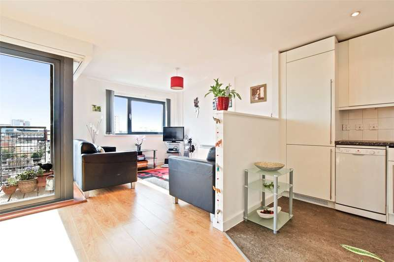 2 Bedrooms Flat for sale in Ibex House, 1 Forest Lane, London, E15