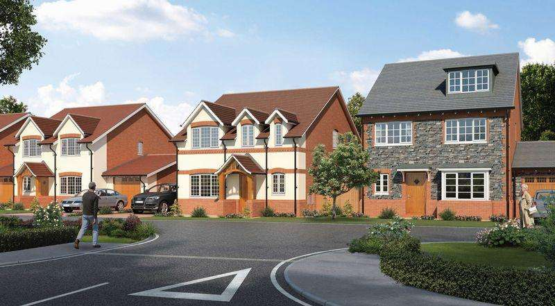 4 Bedrooms Detached House for sale in Barley Fields, Lea Lane, Preston