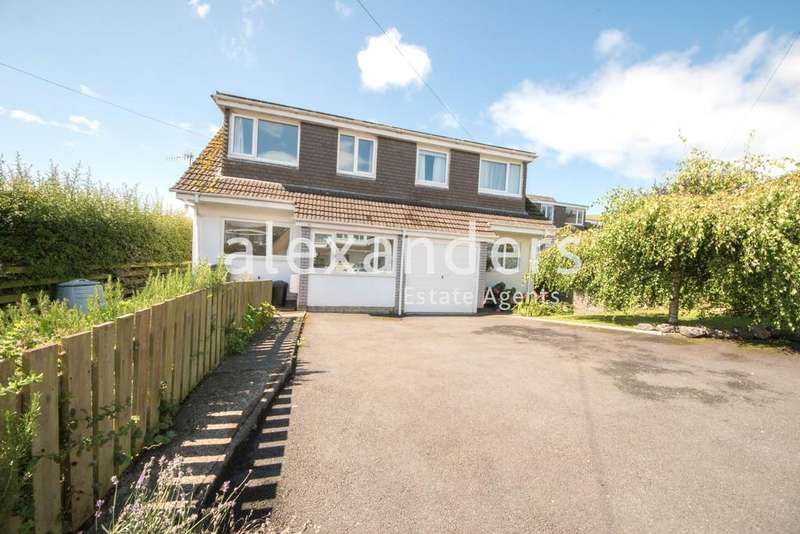 3 Bedrooms Semi Detached House for sale in Bow Street