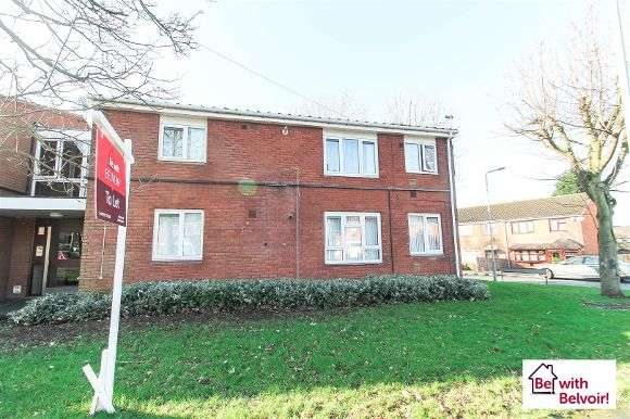 1 Bedroom Flat for sale in Glentworth Gardens, Wolverhampton