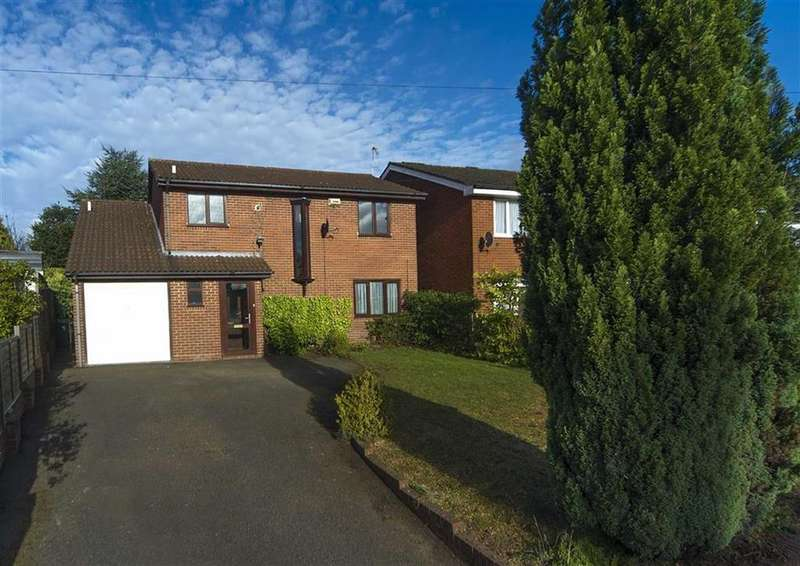 4 Bedrooms Detached House for sale in 18, Lowlands Avenue, Tettenhall, Wolverhampton, West Midlands, WV6