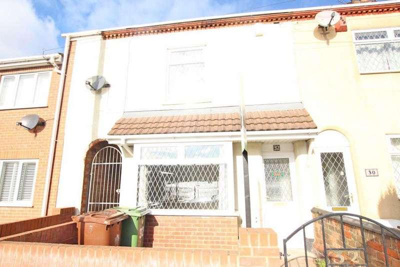2 Bedrooms Property for sale in BURSAR STREET, CLEETHORPES
