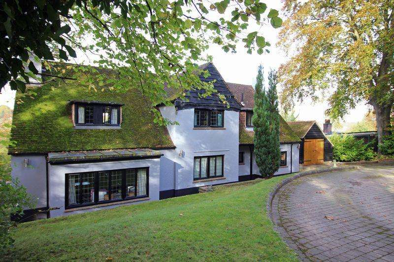 5 Bedrooms Detached House for sale in Beech Way, Selsdon Ridge, South Croydon, Surrey