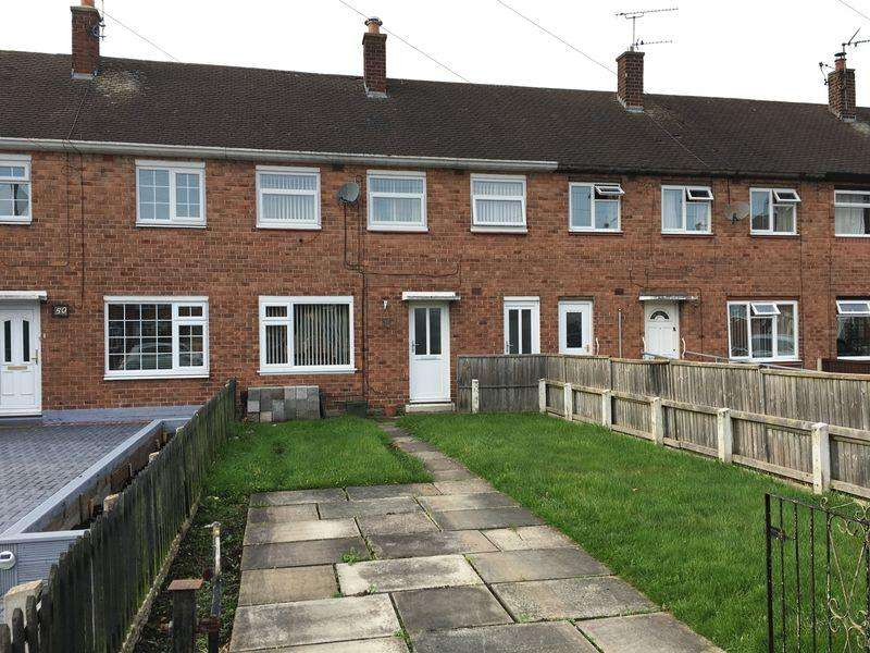 3 Bedrooms Terraced House for sale in Ferguson Avenue, Overpool