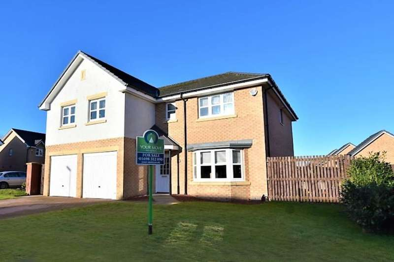 5 Bedrooms Detached House for sale in Creston Wynd, Motherwell, ML1
