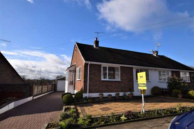 3 Bedrooms Semi Detached House for sale in Buckingham Rise, Allesley Park, Coventry, CV5
