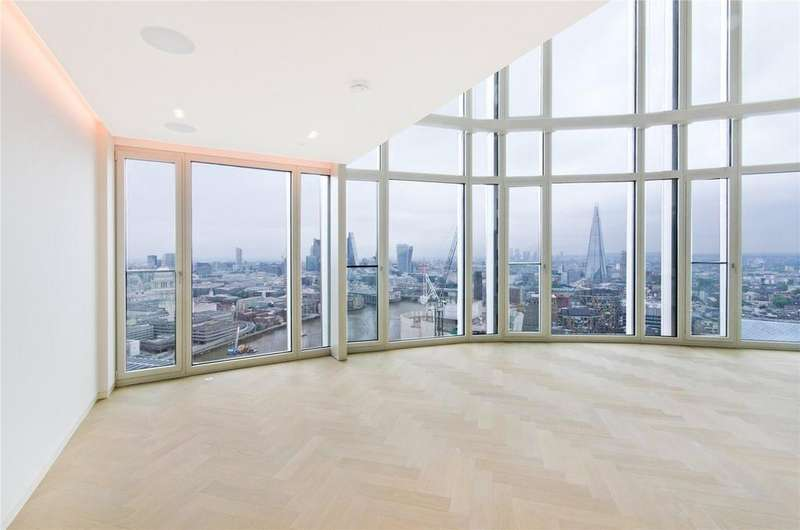 3 Bedrooms Flat for rent in South Bank Tower, 55 Upper Ground, London, SE1