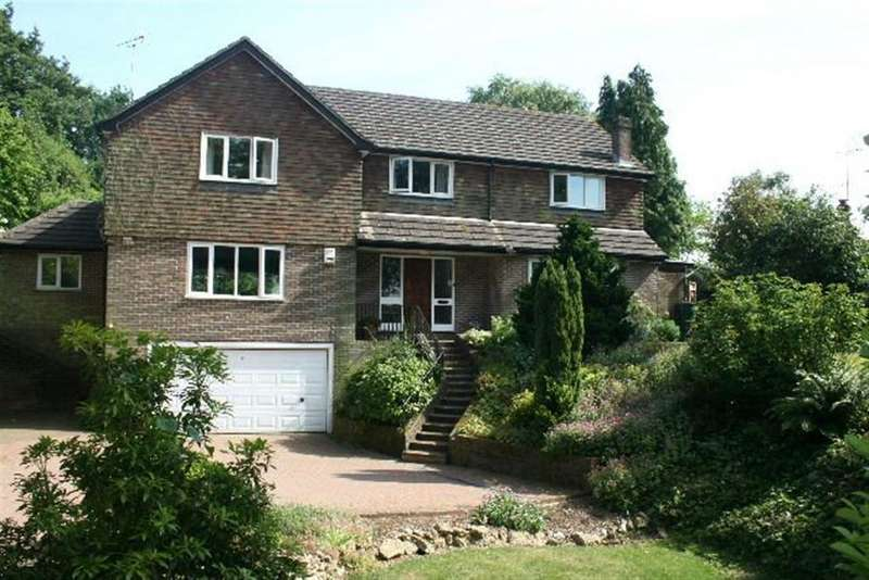 4 Bedrooms Detached House for rent in Church Lane Challock