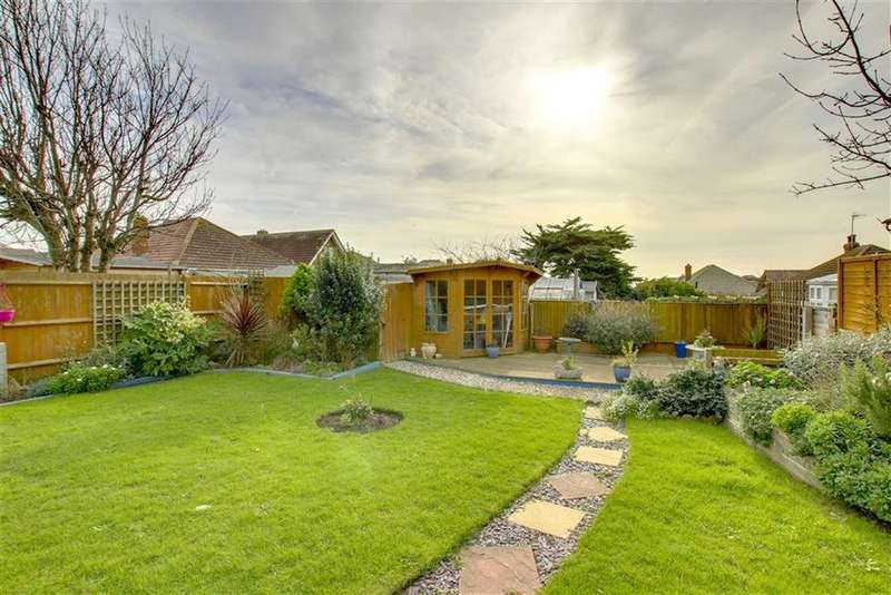 4 Bedrooms Semi Detached Bungalow for sale in Arundel Road, PEACEHAVEN