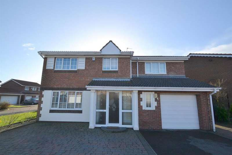 5 Bedrooms Detached House for sale in Winslow Close, Boldon Colliery