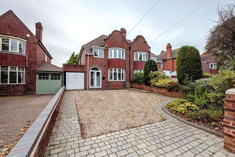 5 Bedrooms Semi Detached House for sale in Aldridge Road, Walsall