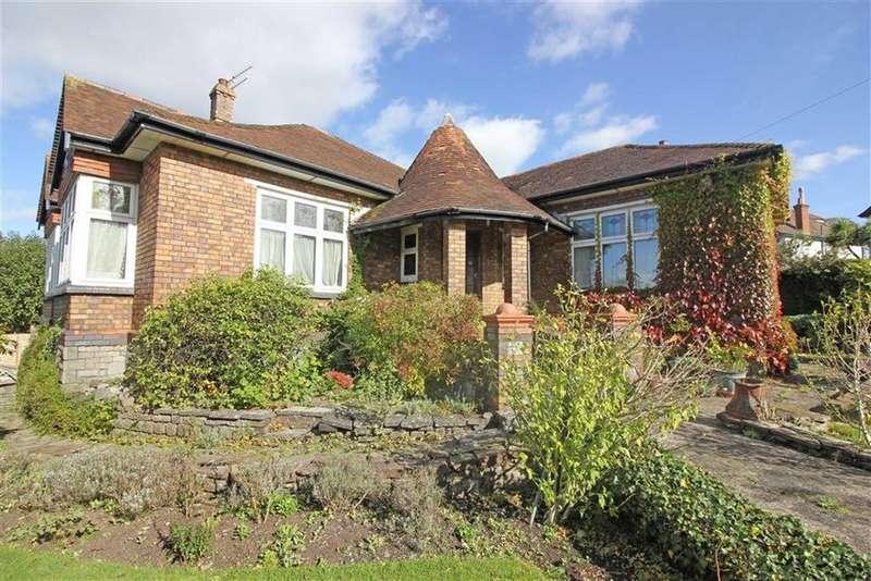 4 Bedrooms Detached Bungalow for sale in Park Grove, Henleaze, Bristol