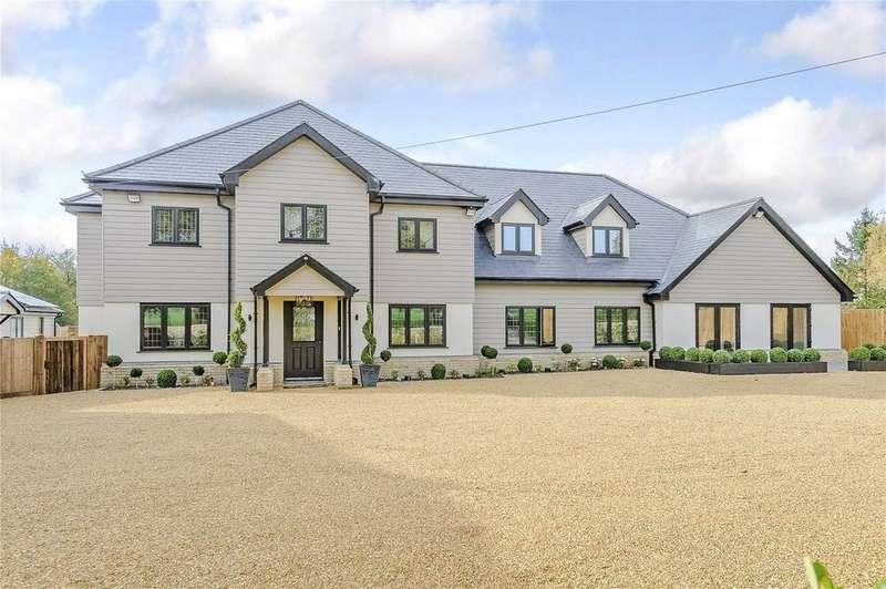 6 Bedrooms Detached House for sale in Woodside Green, Great Hallingbury, Bishop's Stortford, Hertfordshire, CM22