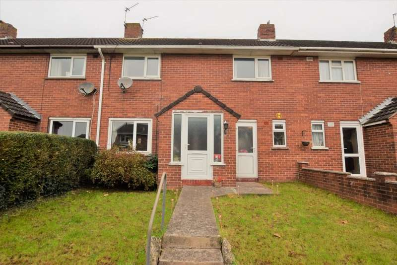 3 Bedrooms House for sale in Ribston Avenue, Whipton, EX1