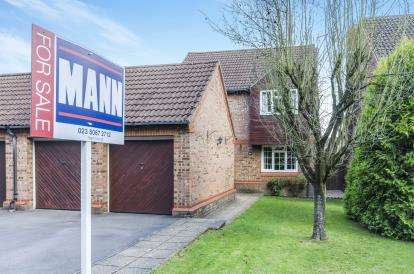 4 Bedrooms Detached House for sale in Ashurst Bridge, Southampton, Hampshire