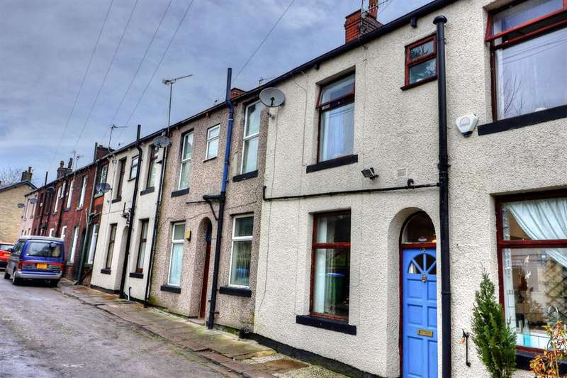 2 Bedrooms Terraced House for sale in Clegg Street, Littleborough, OL15 8ER