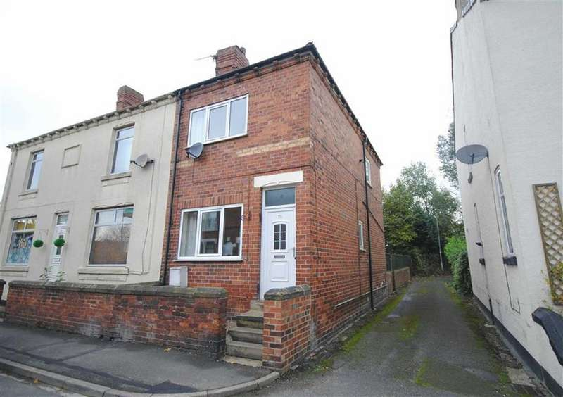 3 Bedrooms Semi Detached House for sale in Robinson Street, Allerton Bywater, Castleford, WF10