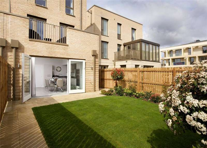 3 Bedrooms End Of Terrace House for sale in The Chocolate Works, Campleshon Road, York, YO23
