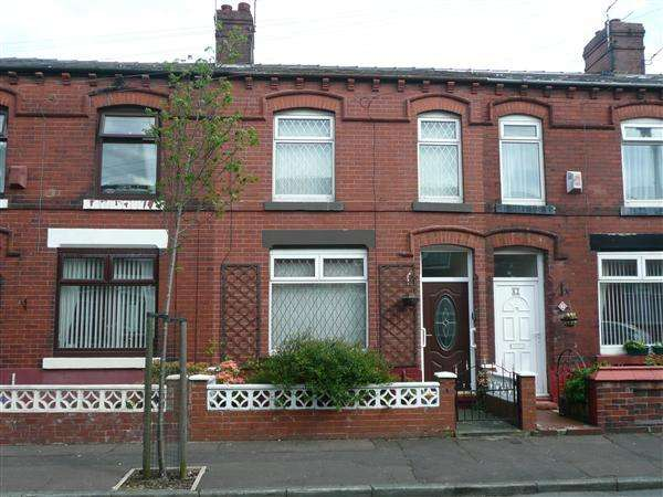 3 Bedrooms Terraced House for sale in Leng Road, Manchester