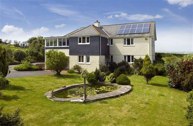 4 Bedrooms Detached House for sale in Merrifield, Churchstow, Kingsbridge, Devon, TQ7