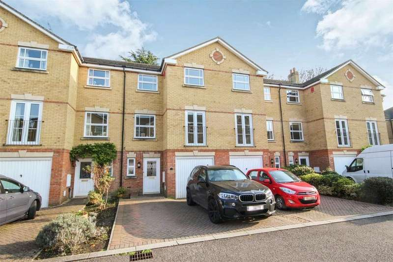 4 Bedrooms Town House for sale in Kings Mews, 31 Poole Road, BOURNEMOUTH, Dorset