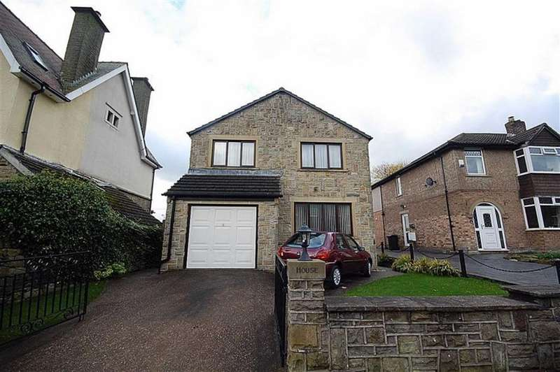 4 Bedrooms Detached House for sale in 100a Moor Lane, Netherton, Huddersfield, HD4