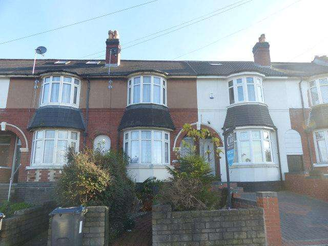 3 Bedrooms Terraced House for sale in Friary Road,Handsworth,Birmingham