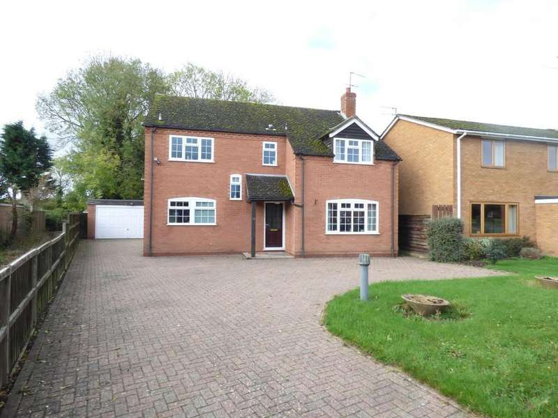 4 Bedrooms Detached House for sale in The Willows, Stratford-Upon-Avon