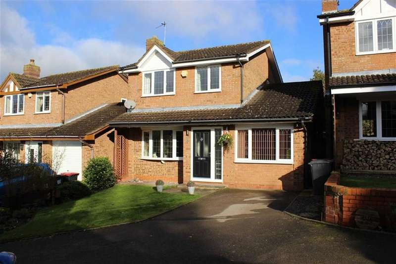 3 Bedrooms Detached House for sale in Tremelling Way, Nuneaton