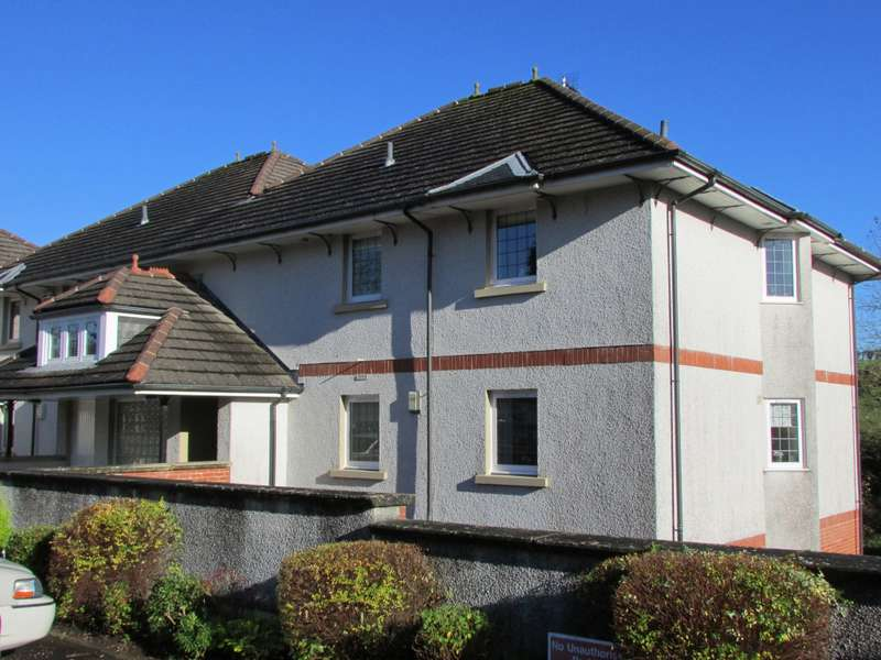 2 Bedrooms Apartment Flat for sale in 1 D Waterfoot Bank, Glasgow Road, Eaglesham, Glasgow, G76 0ES