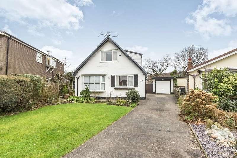 3 Bedrooms Detached House for sale in Croftgate, Fulwood, Preston, PR2