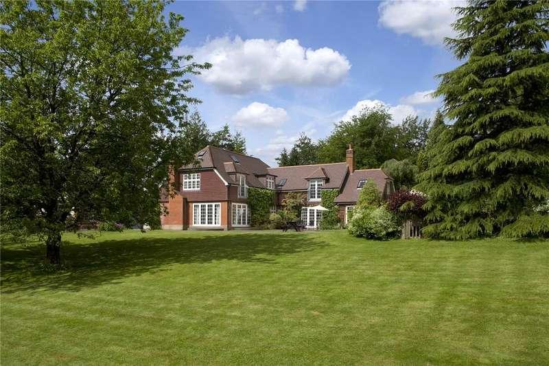 5 Bedrooms Detached House for sale in Cotmans Ash Lane, Kemsing, Sevenoaks, Kent, TN15