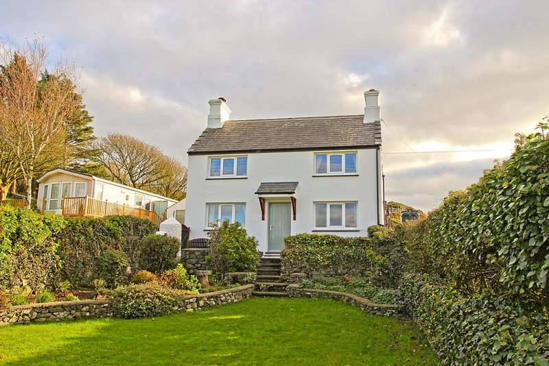 3 Bedrooms Detached House for sale in Llaneilian, Amlwch, North Wales