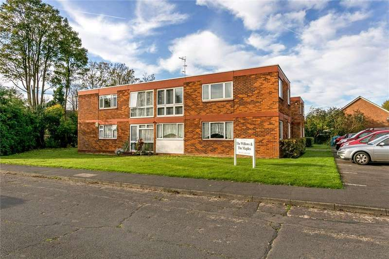 2 Bedrooms Flat for sale in The Maples, Willows Road, Bourne End, Buckinghamshire, SL8