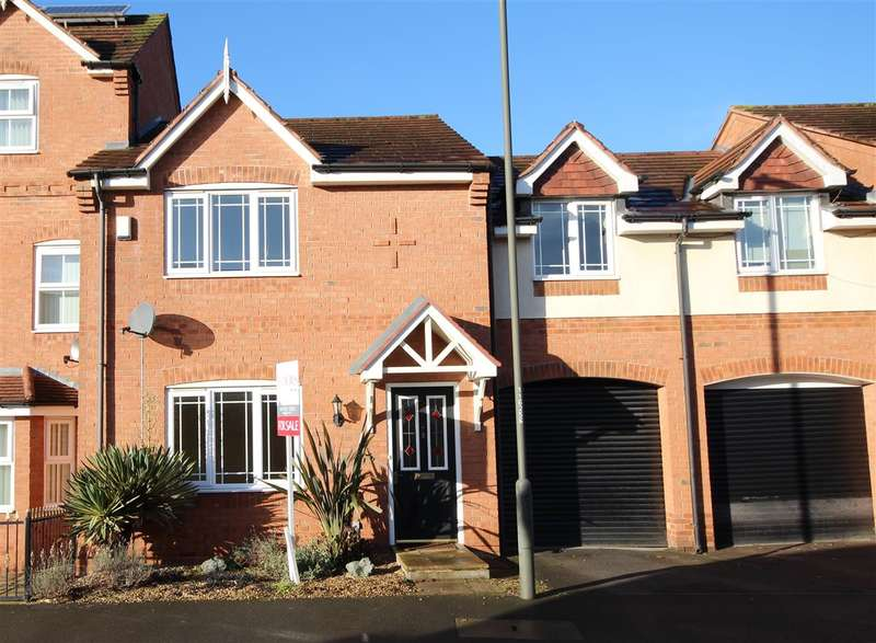 4 Bedrooms Town House for sale in Redbridge Close, Ilkeston