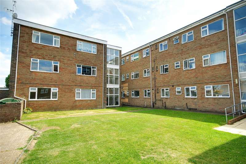 2 Bedrooms Apartment Flat for sale in St Roberts Lodge, Sompting Road, Lancing, BN15