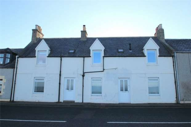 4 Bedrooms Terraced House for sale in 8 Lennox Place, Portgordon, Buckie, Moray