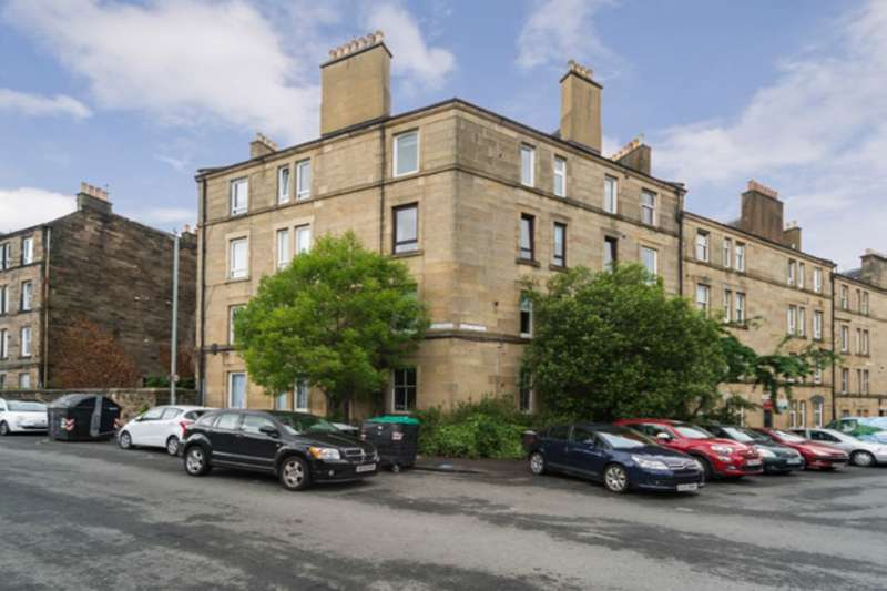 1 Bedroom Flat for sale in Wardlaw Terrace, Edinburgh, EH11