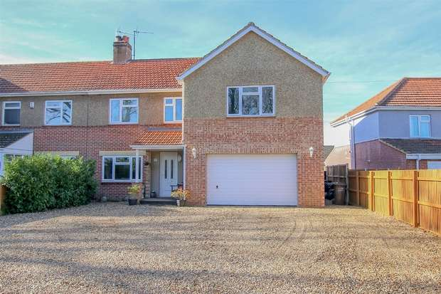 4 Bedrooms Detached House for sale in 27 South Wootton Lane, King's Lynn