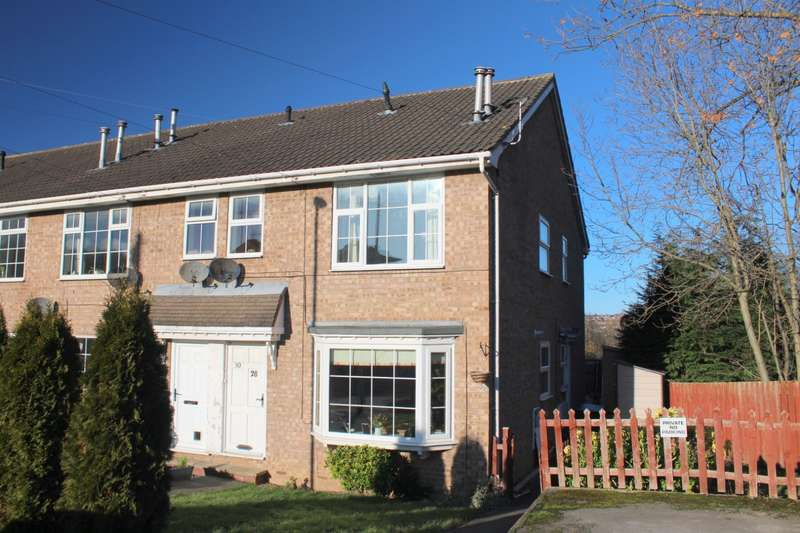 2 Bedrooms Flat for sale in Fieldway Close, Rodley, LS13